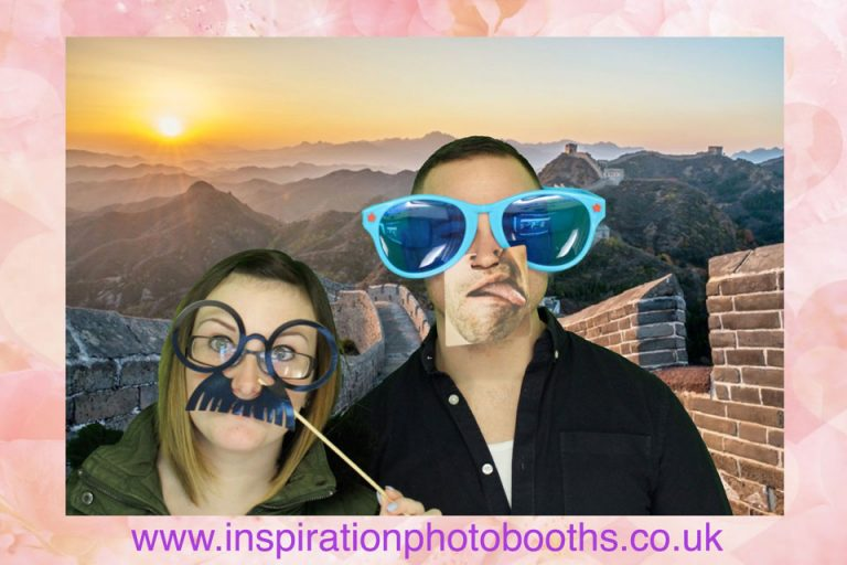 Inspiration Photo Booths for party Hire Edinburgh