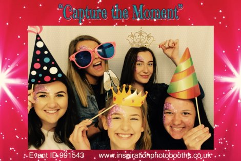 Photobooths Edinburgh Inspiration