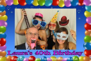 Photobooth party Hire