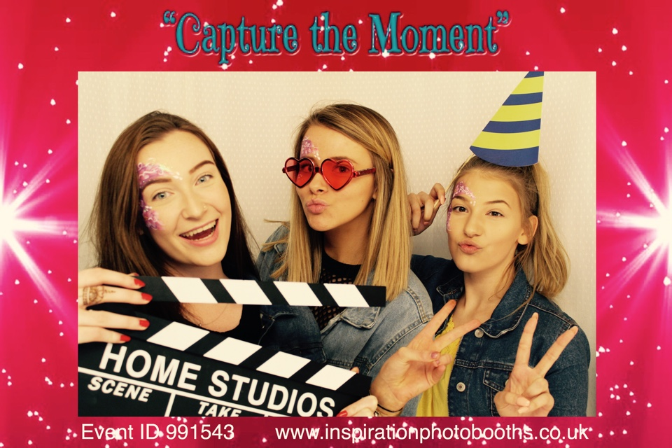 Inspiration Photo Booths